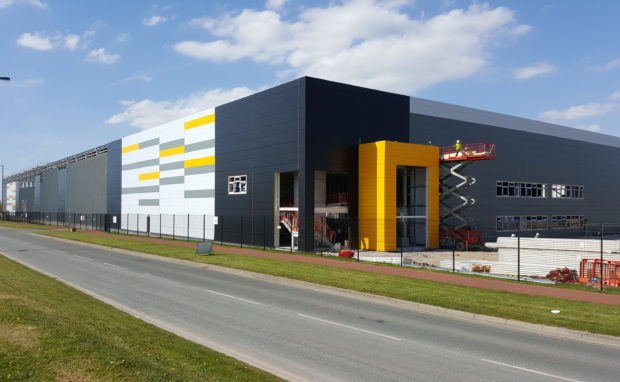 l175 liverpool warehouse for lease