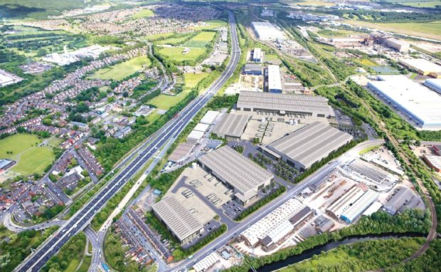 PLP_Bessemer_Park_Sheffield_prime industrial_logistics_distribution_facility