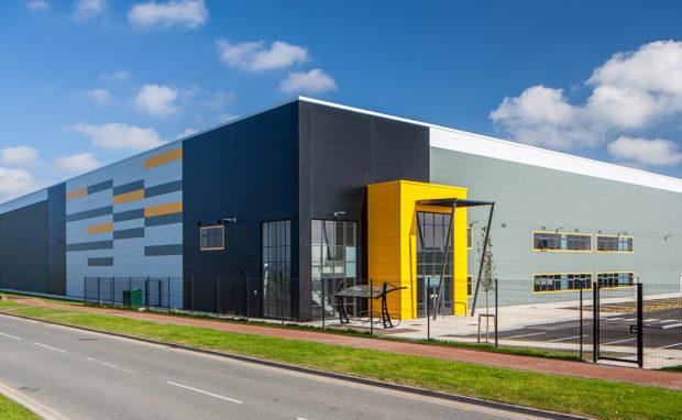 liverpool logistics warehouse distribution centre