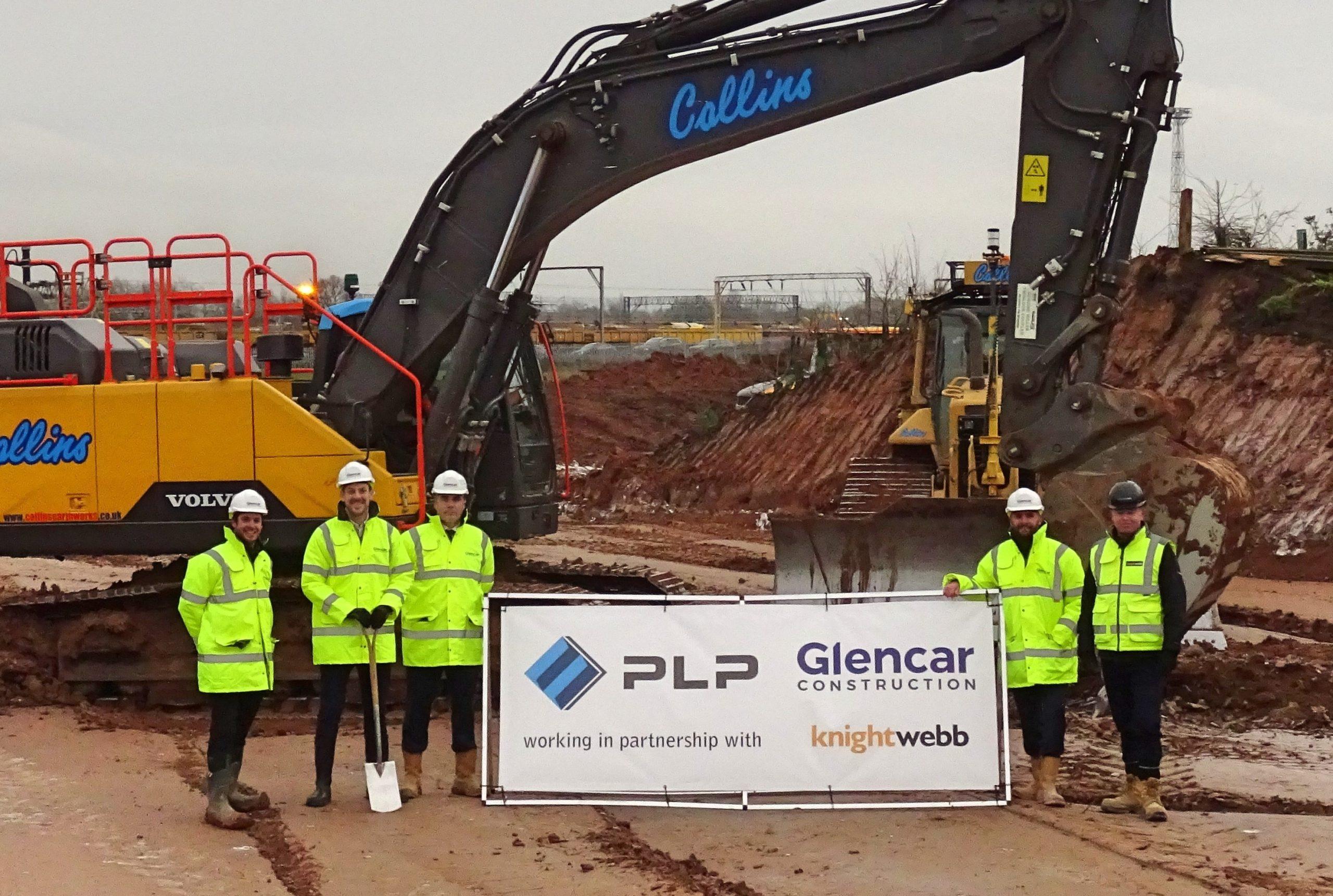 PLP_Crewe_construction_underway