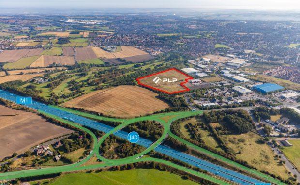 PLP Wakefield, speculative logistics development