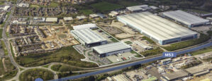 PLP Ellesmere Port speculative logistics warehouses